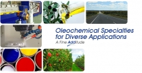 Oleochemical Specialties for Diverse Applications